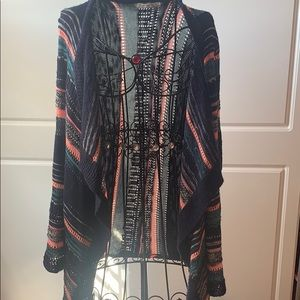 Very pretty colorful cardigan